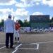 ポニーリーグ関東地区秋季大会、ブロンコ選手権大会の開会式